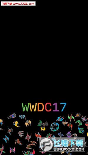 wwdc2017手机壁纸高清版截图3
