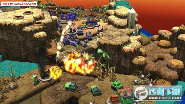 Epic Little War Game截图5