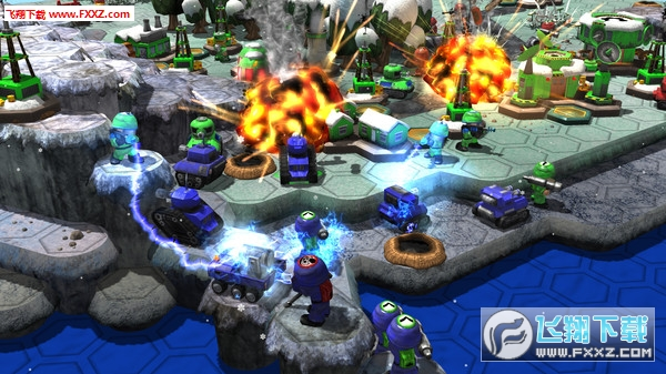 Epic Little War Game截图2