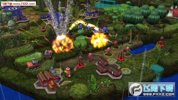 Epic Little War Game截图4