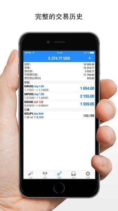 mt4手机安卓版app(metatrader4)2017最新版截图0