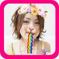 激萌女孩贴纸相机appv1.5安卓版