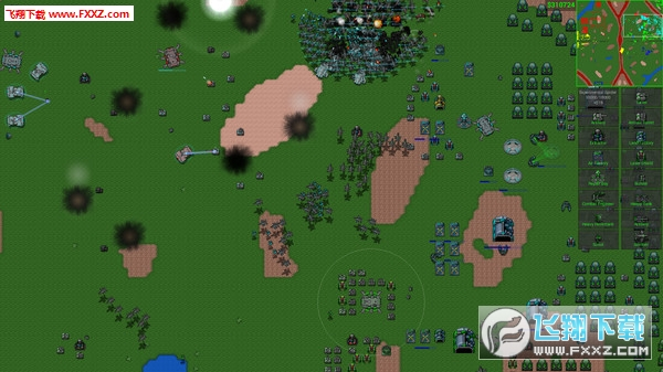 铁锈战争RTS截图0