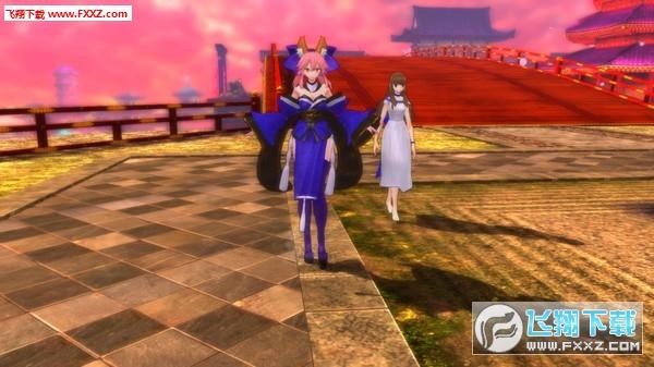 Fate/EXTELLA截图5