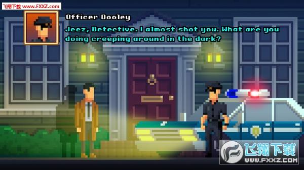 黑暗侦探(The Darkside Detective)截图1