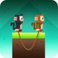 双猴绳Monkey Ropes中文版1.0