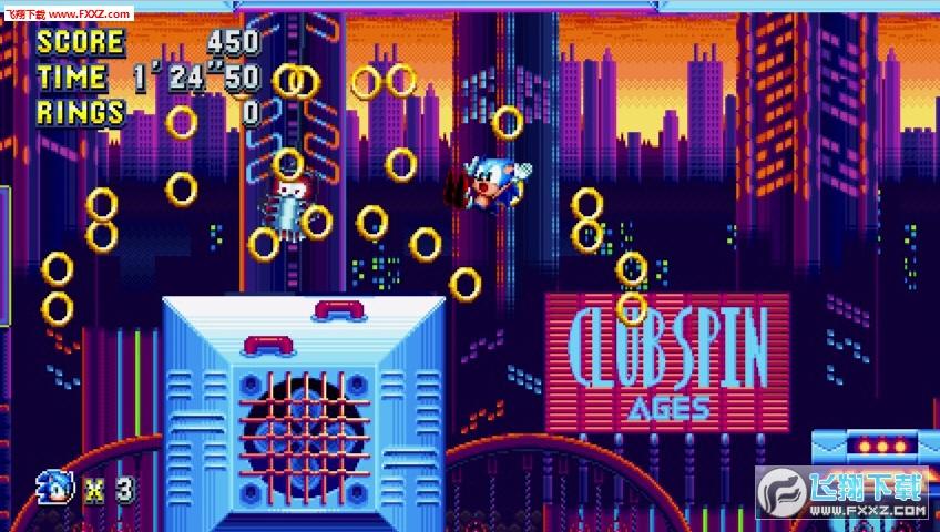 索尼克:狂欢(Sonic Mania)截图2
