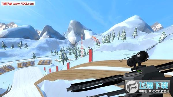 雪场狙击(Ski Sniper)截图3
