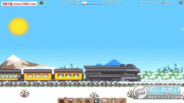 小小铁路(Tiny Rails)截图1