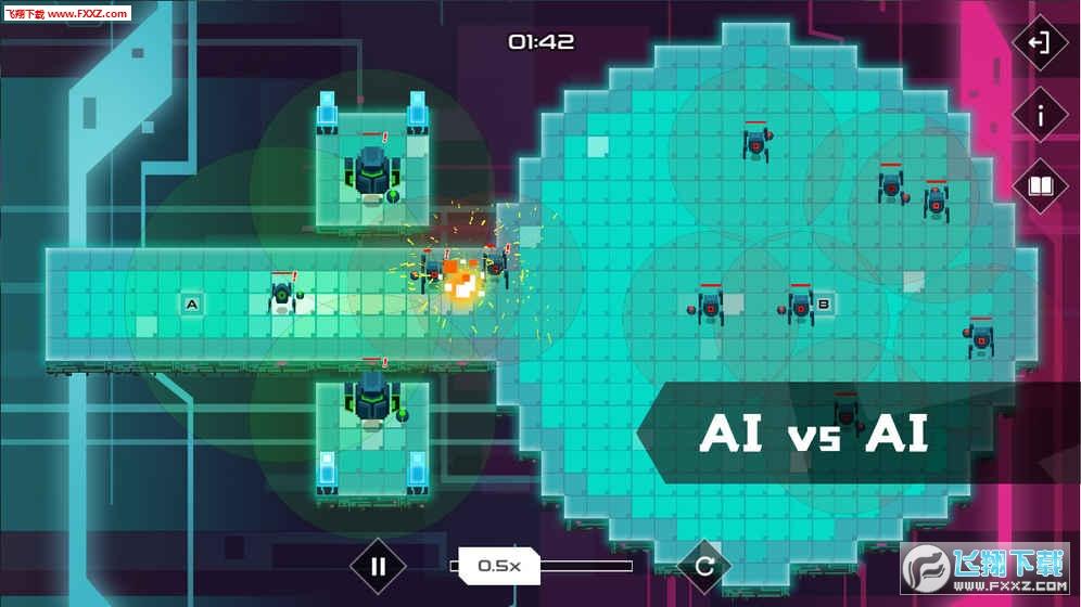异常AI编程游戏安卓版v1.1截图1