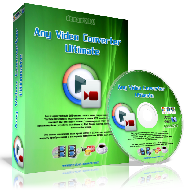 Any Video Converter v6.1.7视频转换器旗舰版