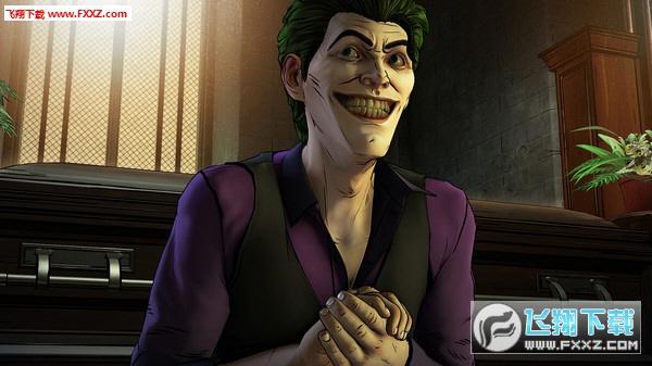 蝙蝠侠:内敌截图0