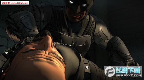 蝙蝠侠:内敌截图1