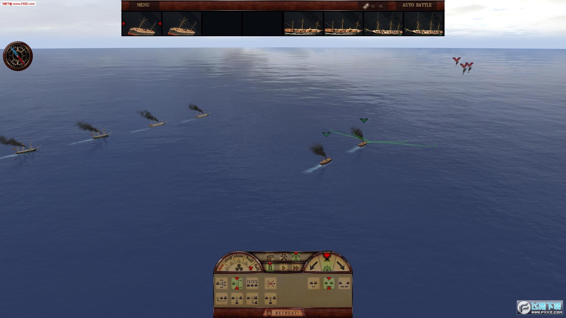 钢铁覆盖:墨西哥湾1864年截图0