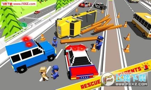 警察英雄救援中文汉化版1.0截图2
