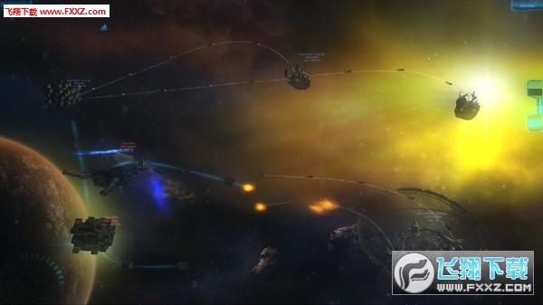 太空战争:人类截图3