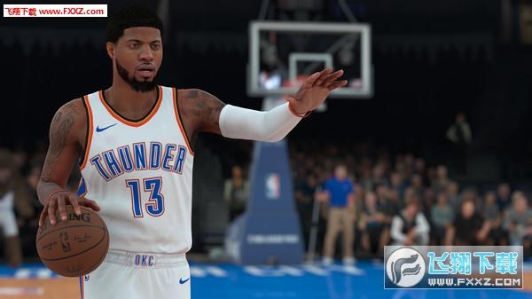 NBA2K18截图6