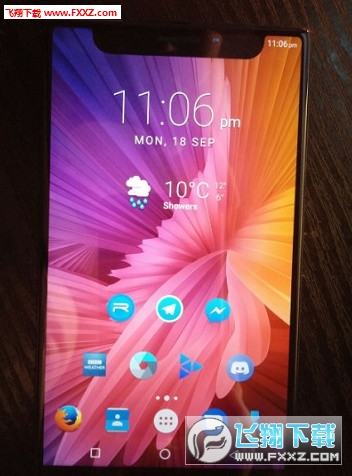 XOutOf10安卓高仿iPhonex刘海1.0.1截图0