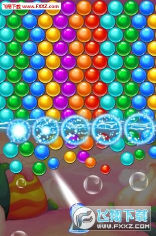 欢乐泡泡龙闯关版1.0.3截图0