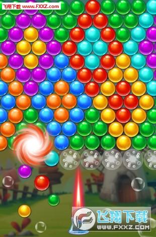 欢乐泡泡龙闯关版1.0.3截图2