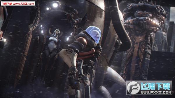 异星奇兵(Raiders of the Broken Planet)截图2