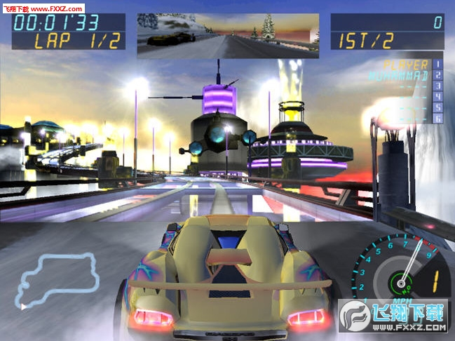 都市公路赛车 (Racing-WT)绿色破解版截图0
