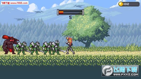 Last Berserker: Endless War截图6