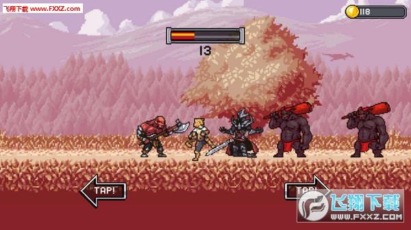 Last Berserker: Endless War截图2