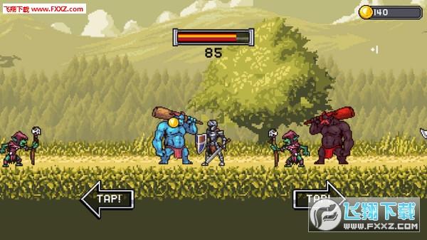 Last Berserker: Endless War截图3