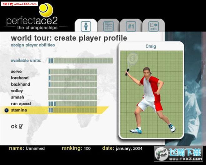 完美网球2冠军截图0