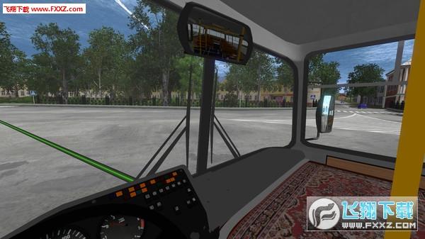 Bus Driver Simulator 2018截图1