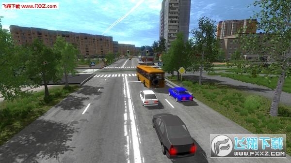 Bus Driver Simulator 2018截图2