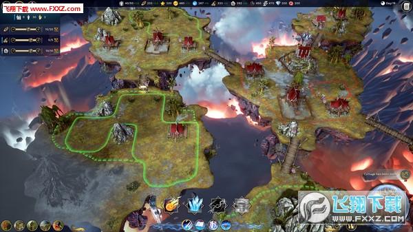 漂移大陆:魔法复兴截图2
