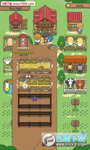 小小像素农场手游1.0.12截图0