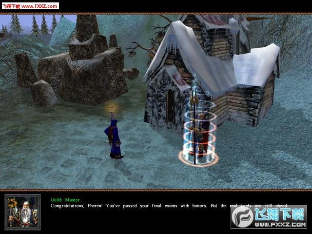 魔法之战:黑暗征兆截图3