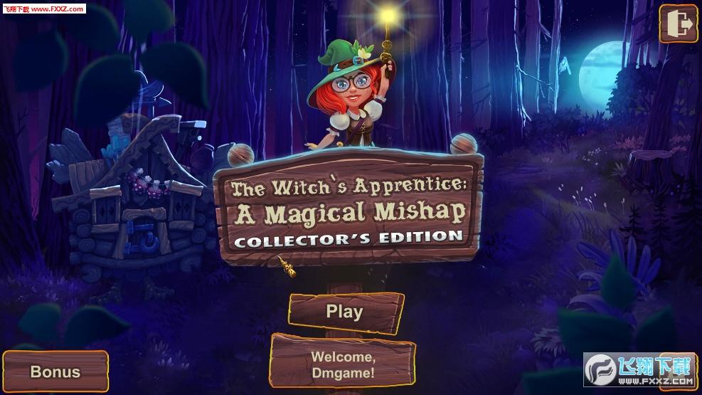 女巫学徒:神奇故事截图0