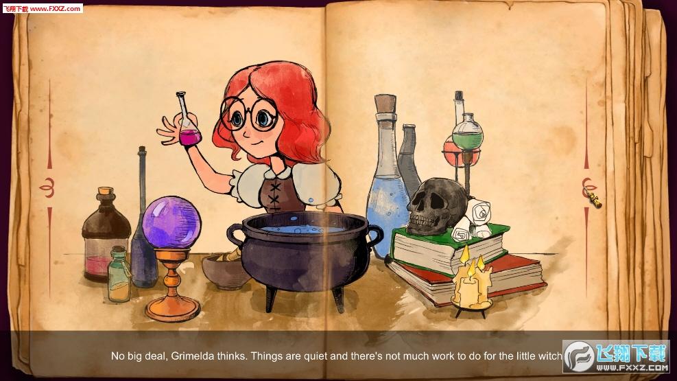女巫学徒:神奇故事截图3