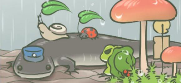 类似旅行青蛙的手游