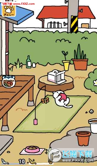 猫咪后院汉化版IOS截图0