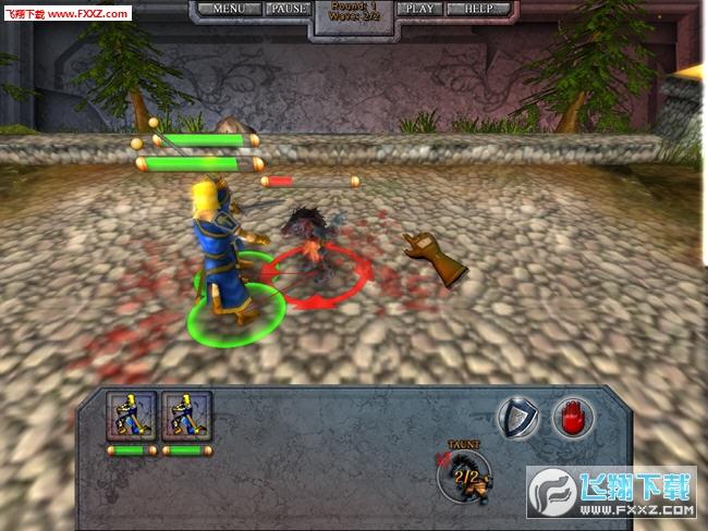 元素王国:策略 (KingdomElemental)完整硬盘版截图1