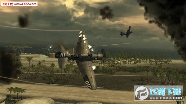 �胩焓�2秘密任�� (Blazing Angels 2:Secret Missions of WWII)截�D1