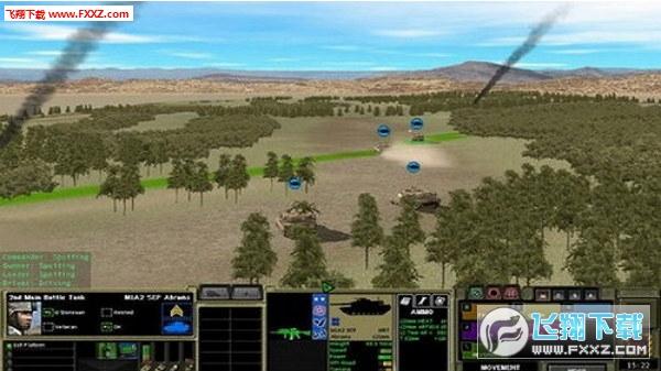 战斗任务:威慑力量截图1