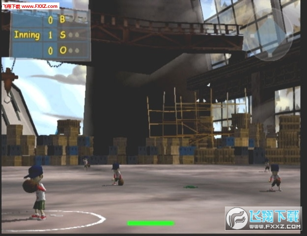 庭院棒球2007 (Backyard Baseball 2007)截图0