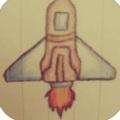 乱涂小飞机手机版 v1.0