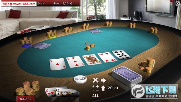 流行扑克3D社区版截图0