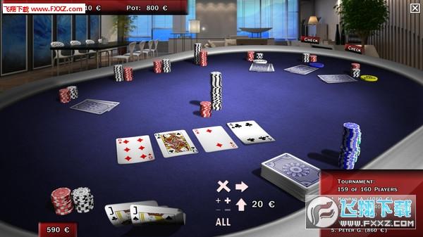 流行扑克3D社区版截图3