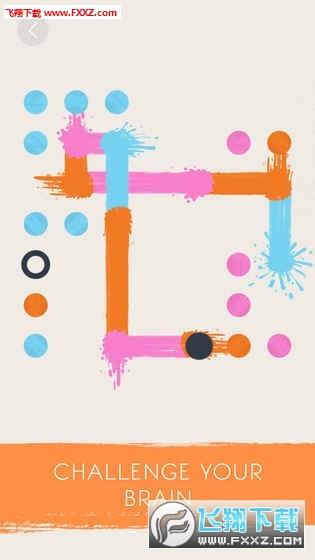 引人注目的点(Splashy Dots)手游截图1