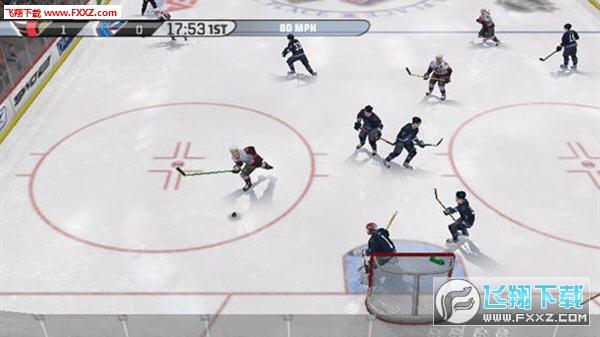 EA冰球2008 (NHL 08) 英文免安装版截图0