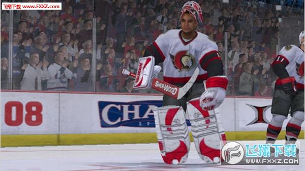 EA冰球2008 (NHL 08) 英文免安装版截图1