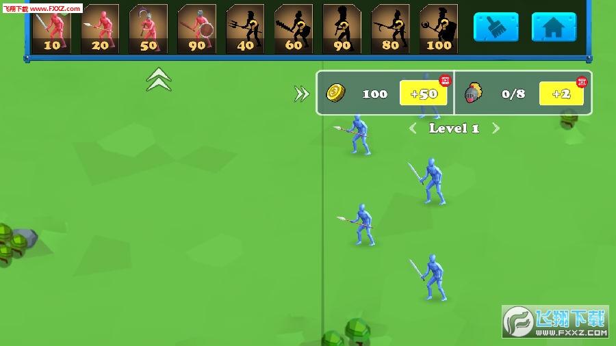 终极像素战争模拟安卓版